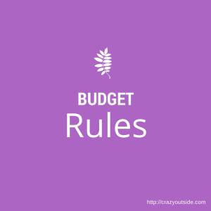 BudgetRules