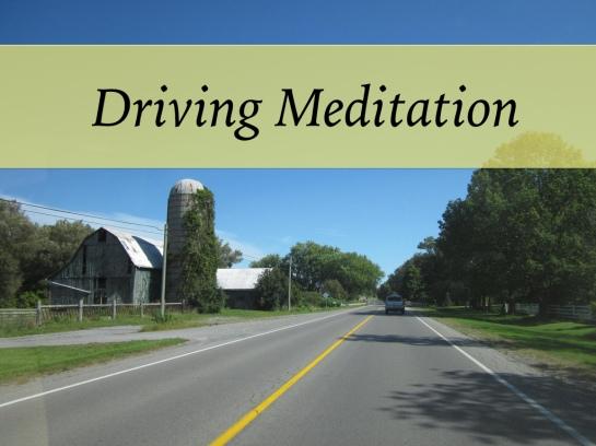 DrivingMeditation