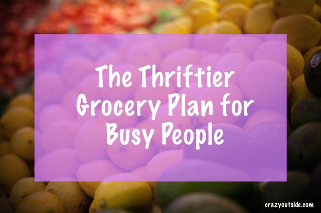 ThriftyGrocery