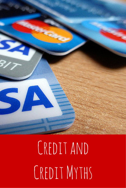 Credit and Credit Myths